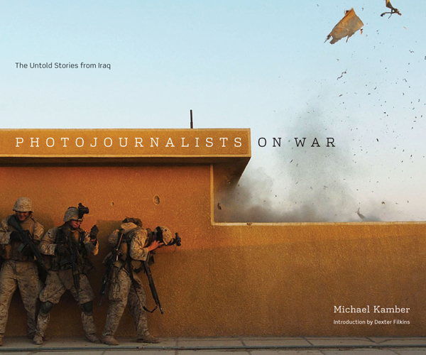 Cover of Photojournalists on War
