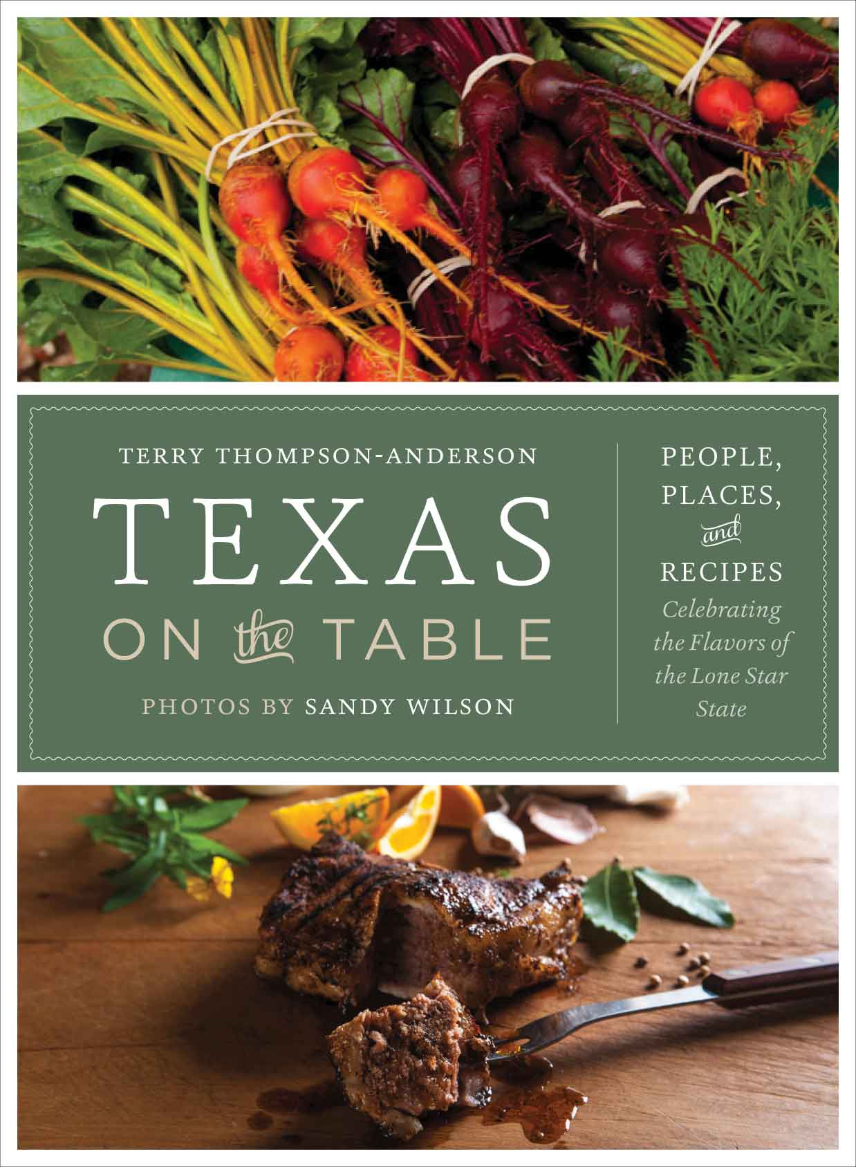 Cover of Texas on the Table