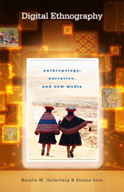 Cover of Digital Ethnography