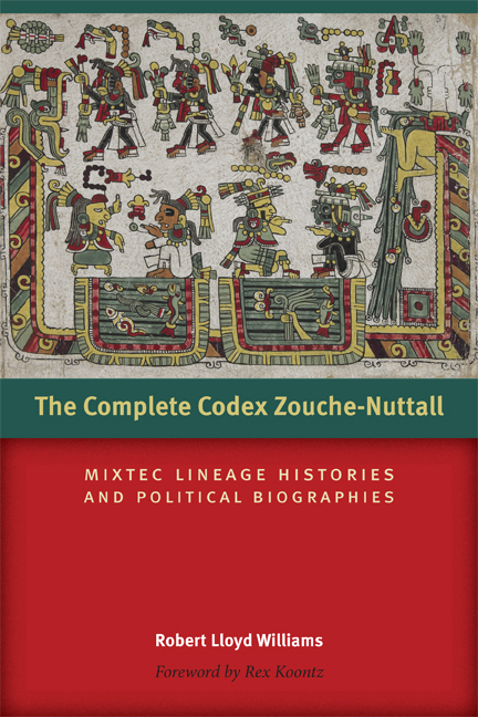 Cover of The Complete Codex Zouche-Nuttall