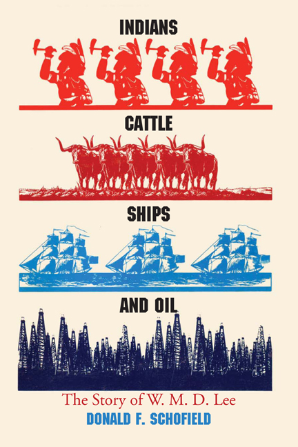 Cover of Indians, Cattle, Ships and Oil
