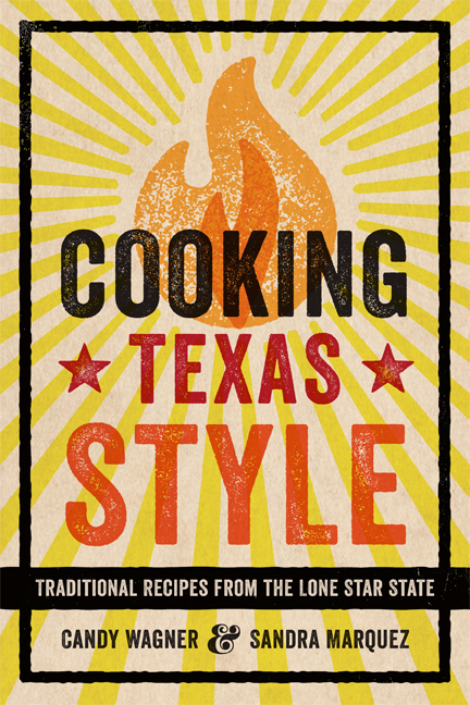 Cover of Cooking Texas Style