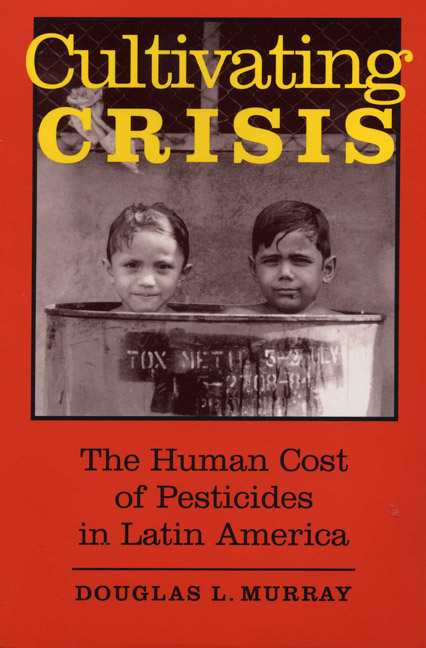 Cover of Cultivating Crisis