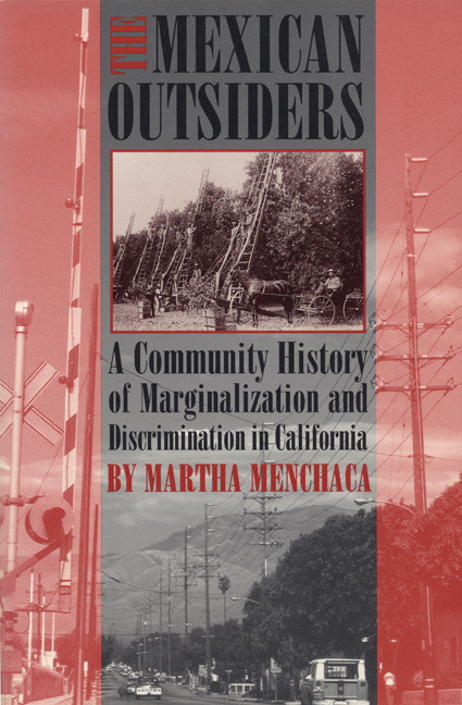 Cover of The Mexican Outsiders