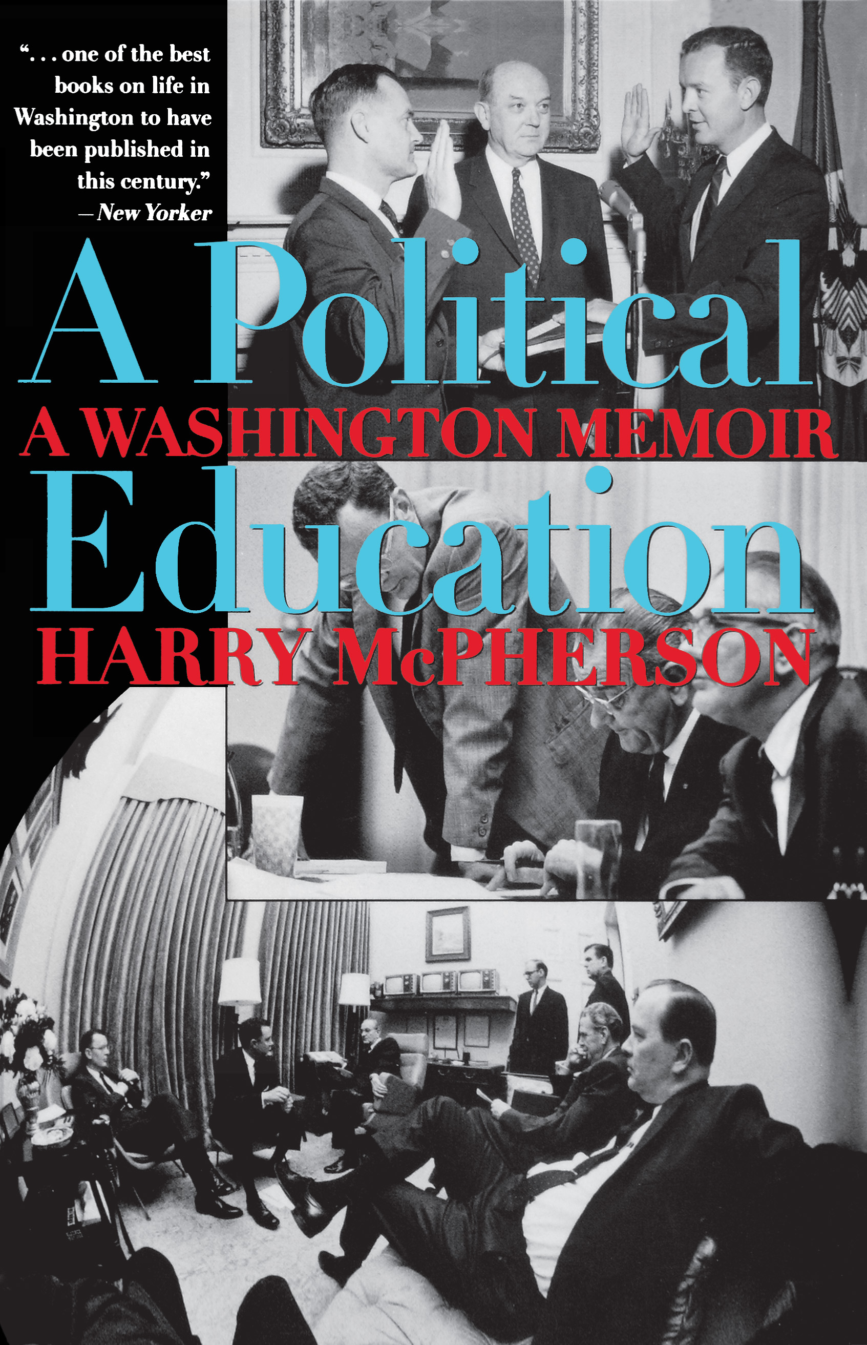 Cover of A Political Education