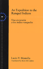 Cover of An Expedition to the Ranquel Indians