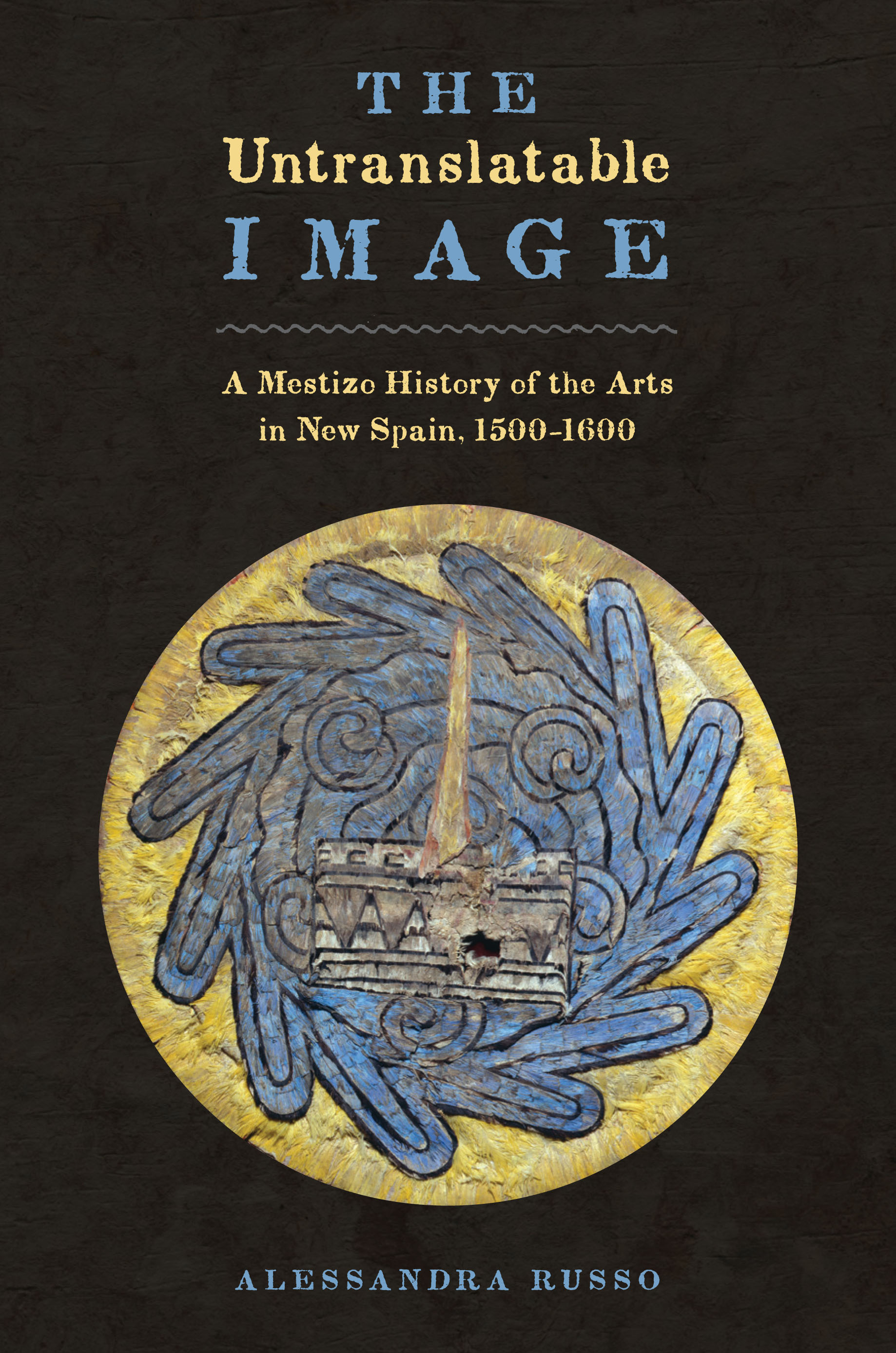 Cover of The Untranslatable Image