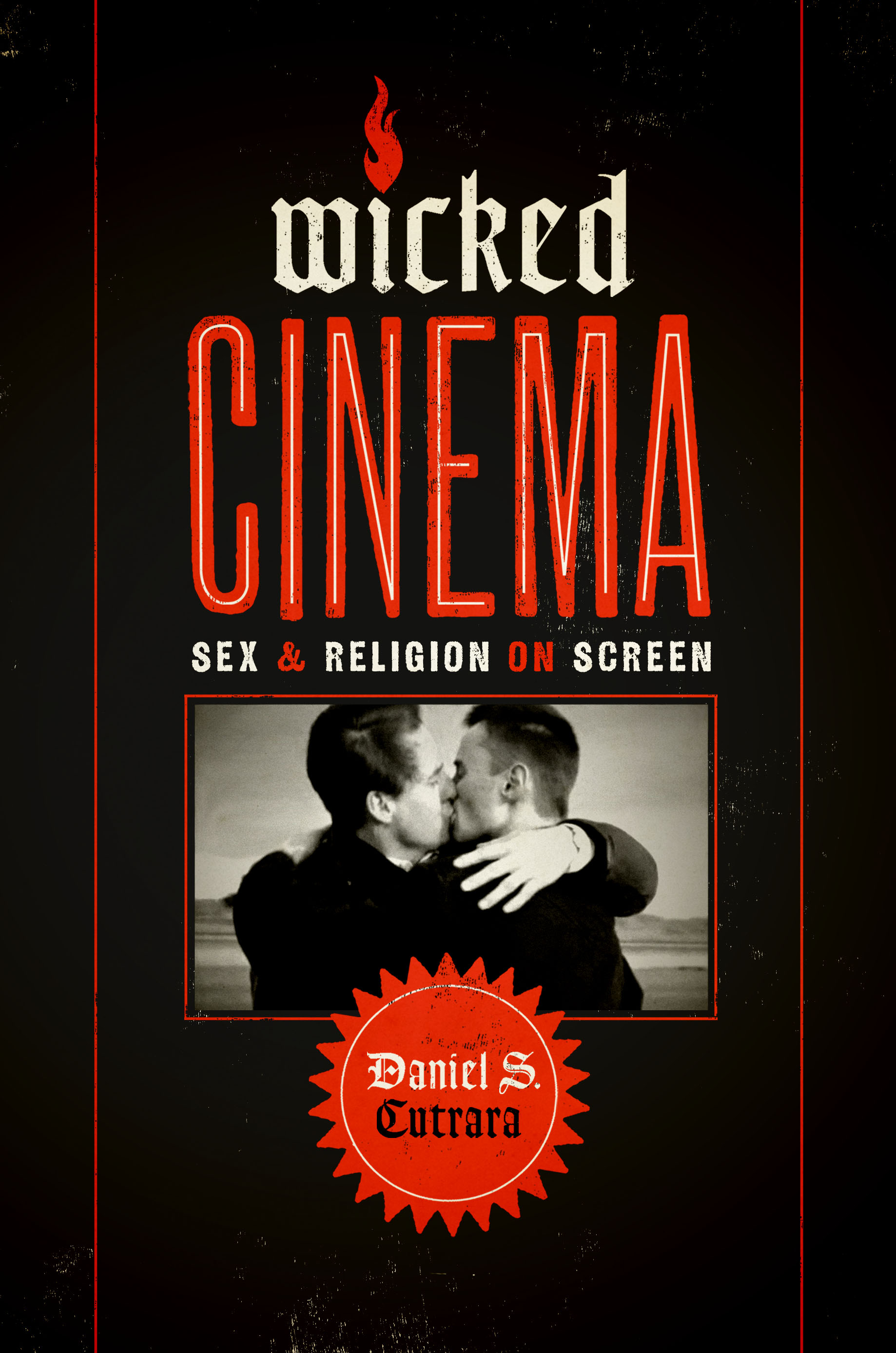 Cover of Wicked Cinema