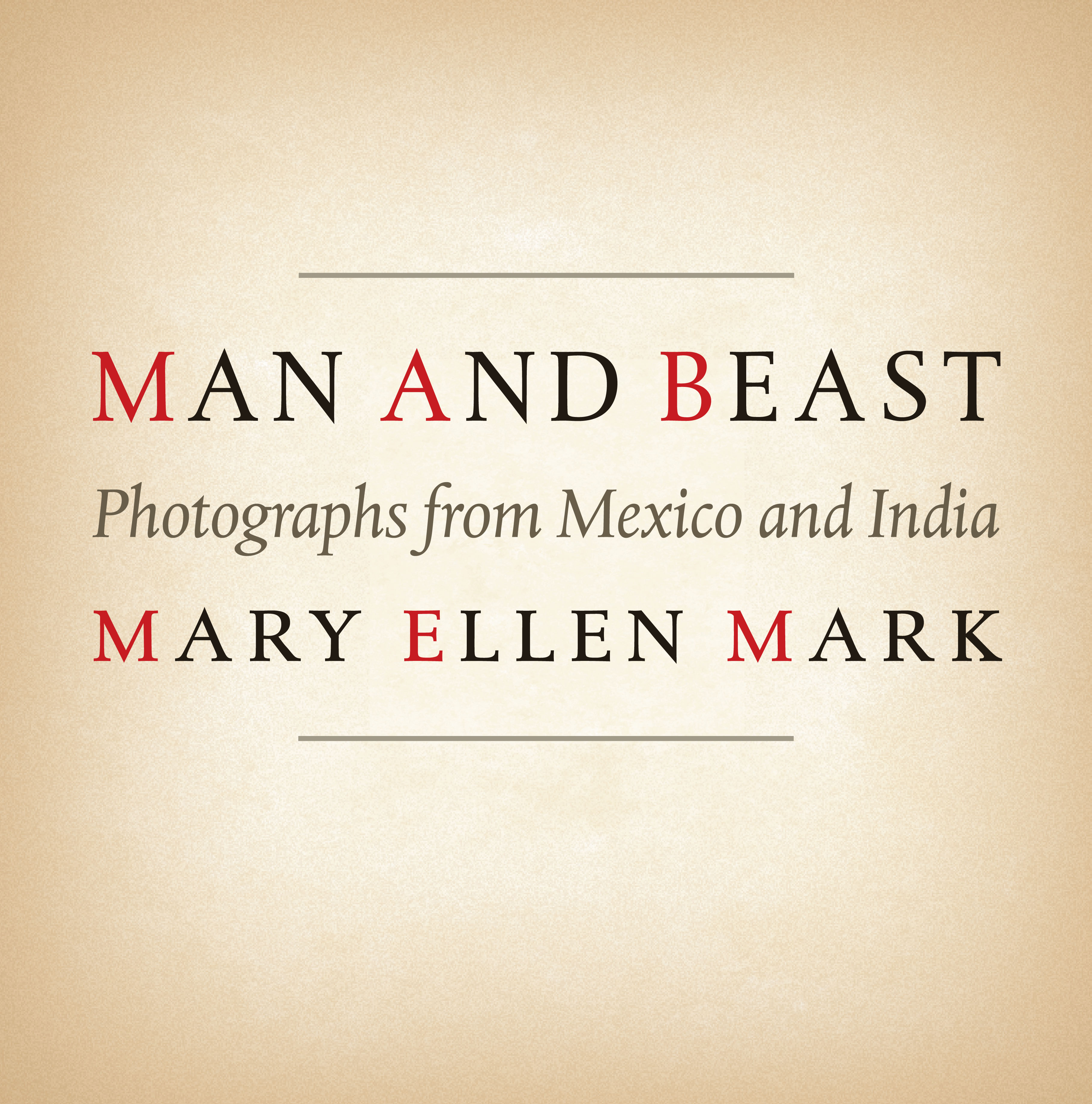 Cover of Man and Beast