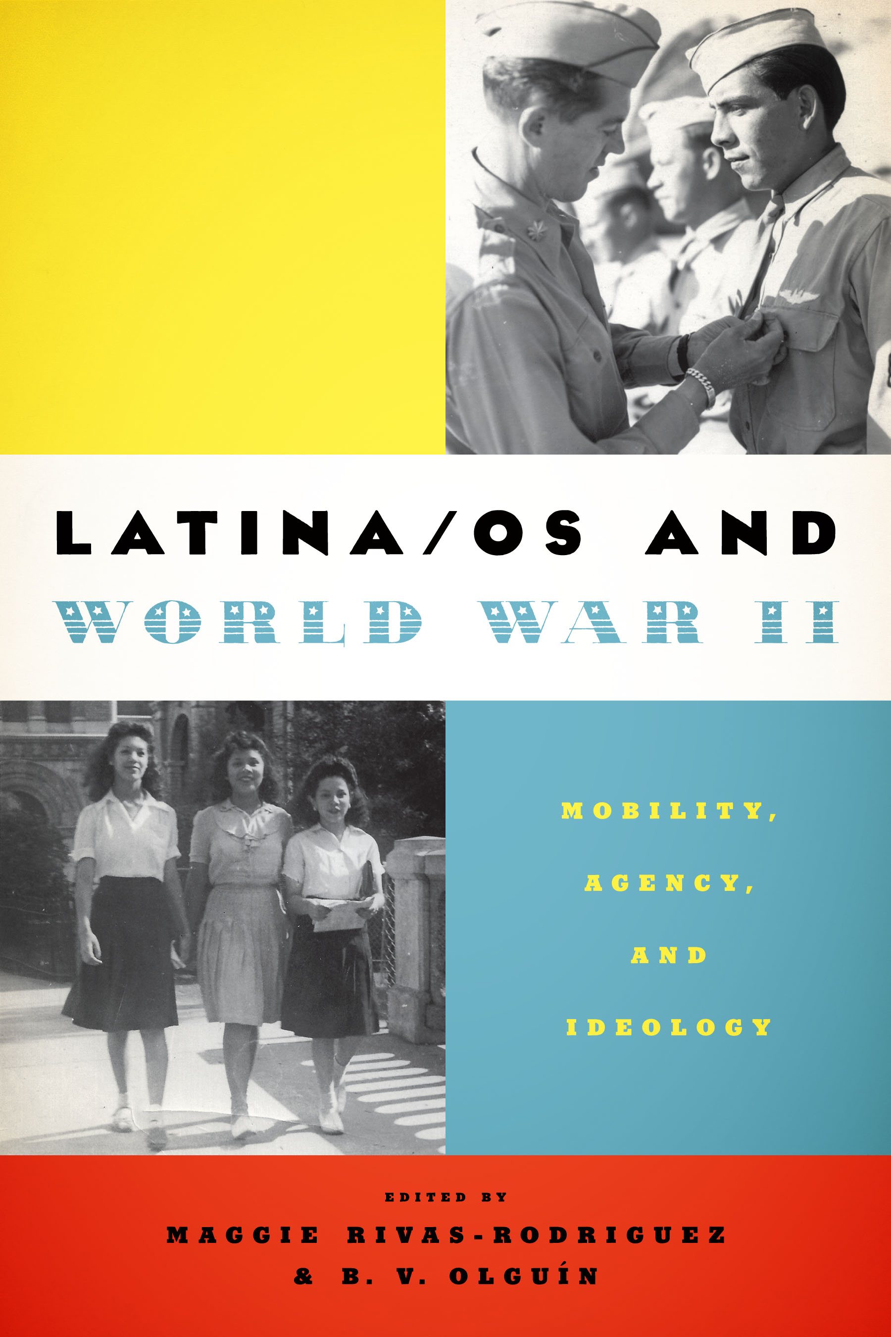 Cover of Latina/os and World War II