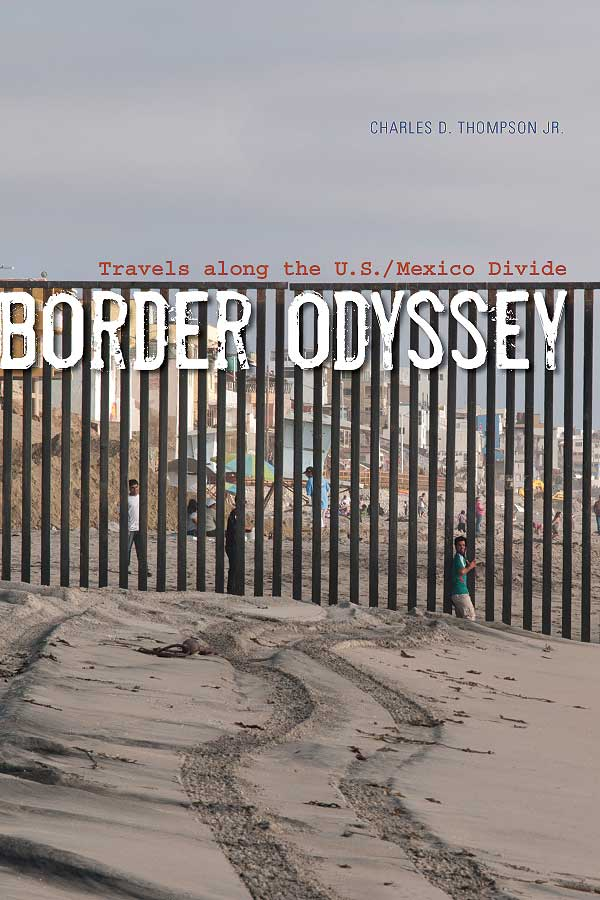 Cover of Border Odyssey