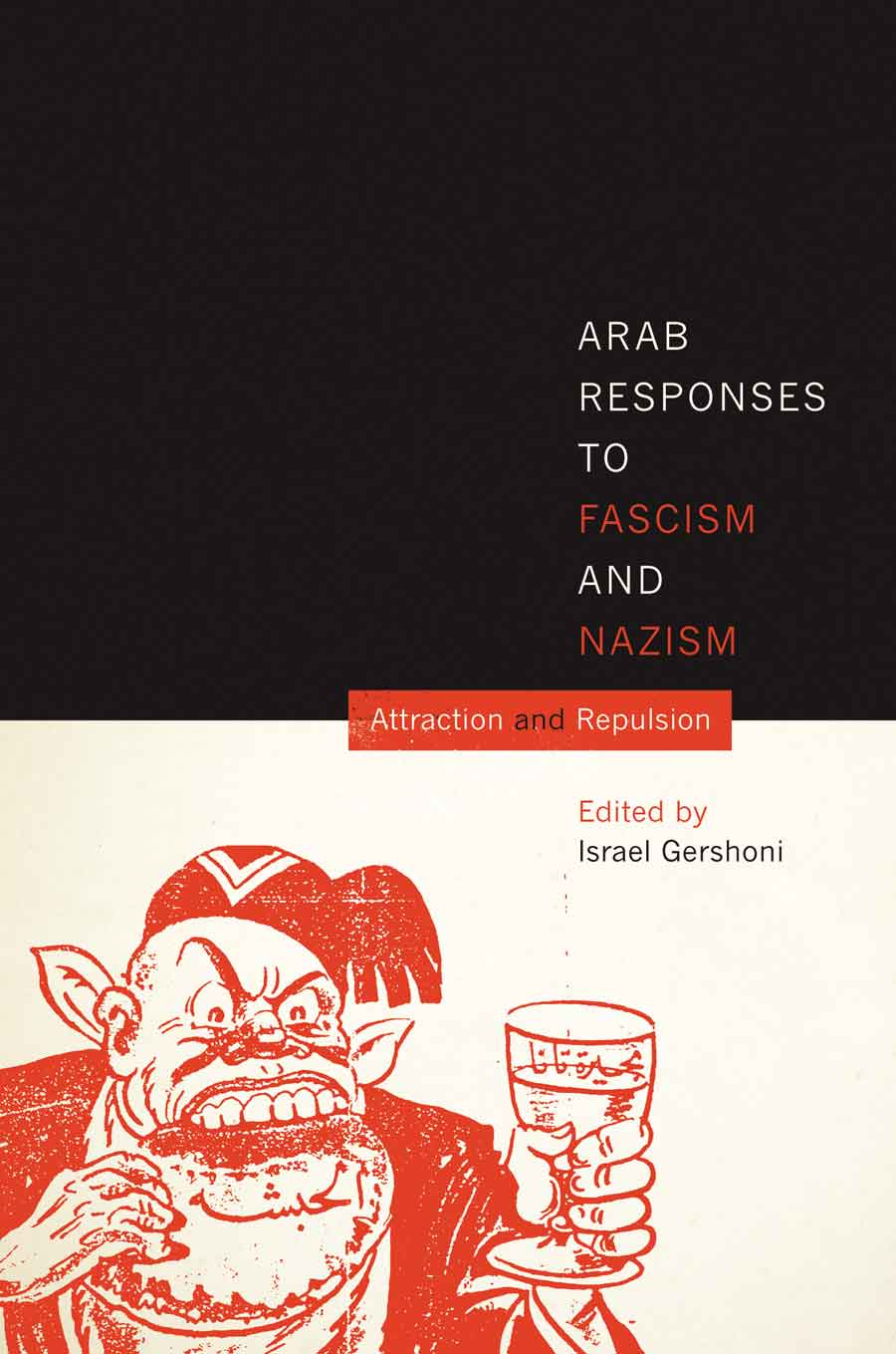 Cover of Arab Responses to Fascism and Nazism