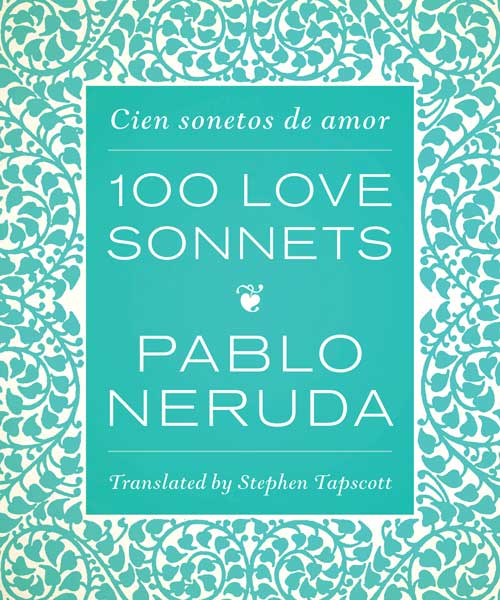 Cover of One Hundred Love Sonnets