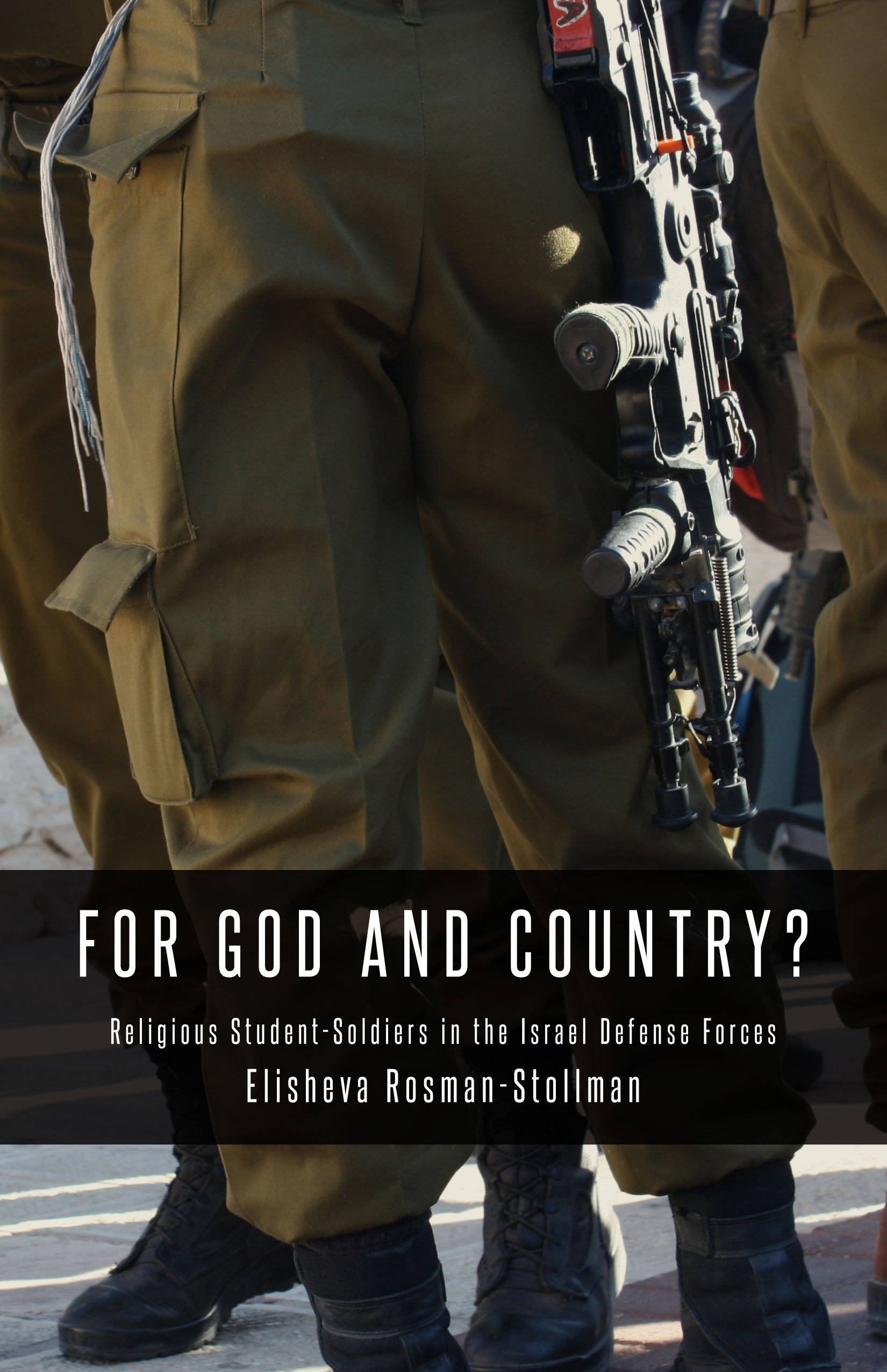 Cover of For God and Country?