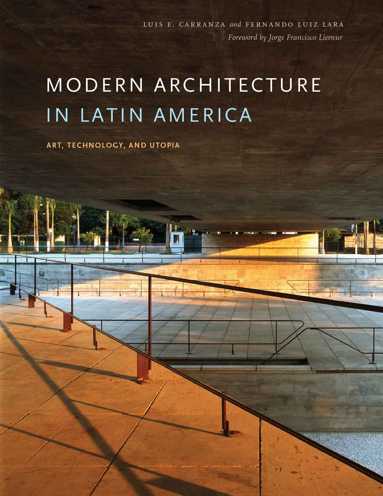 Cover of Modern Architecture in Latin America