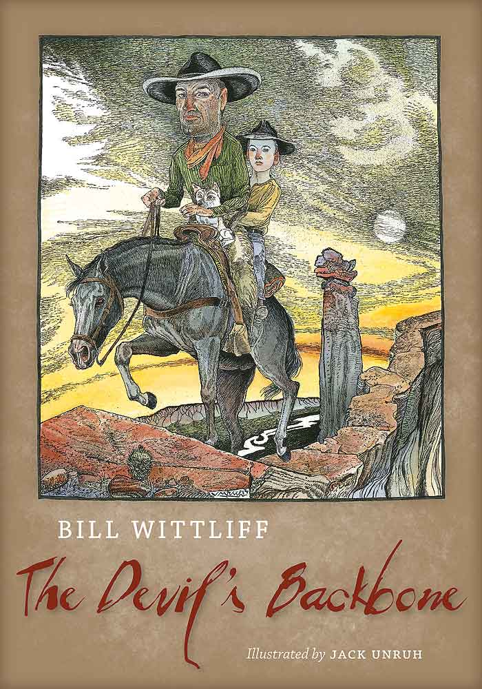 Cover of The Devil's Backbone