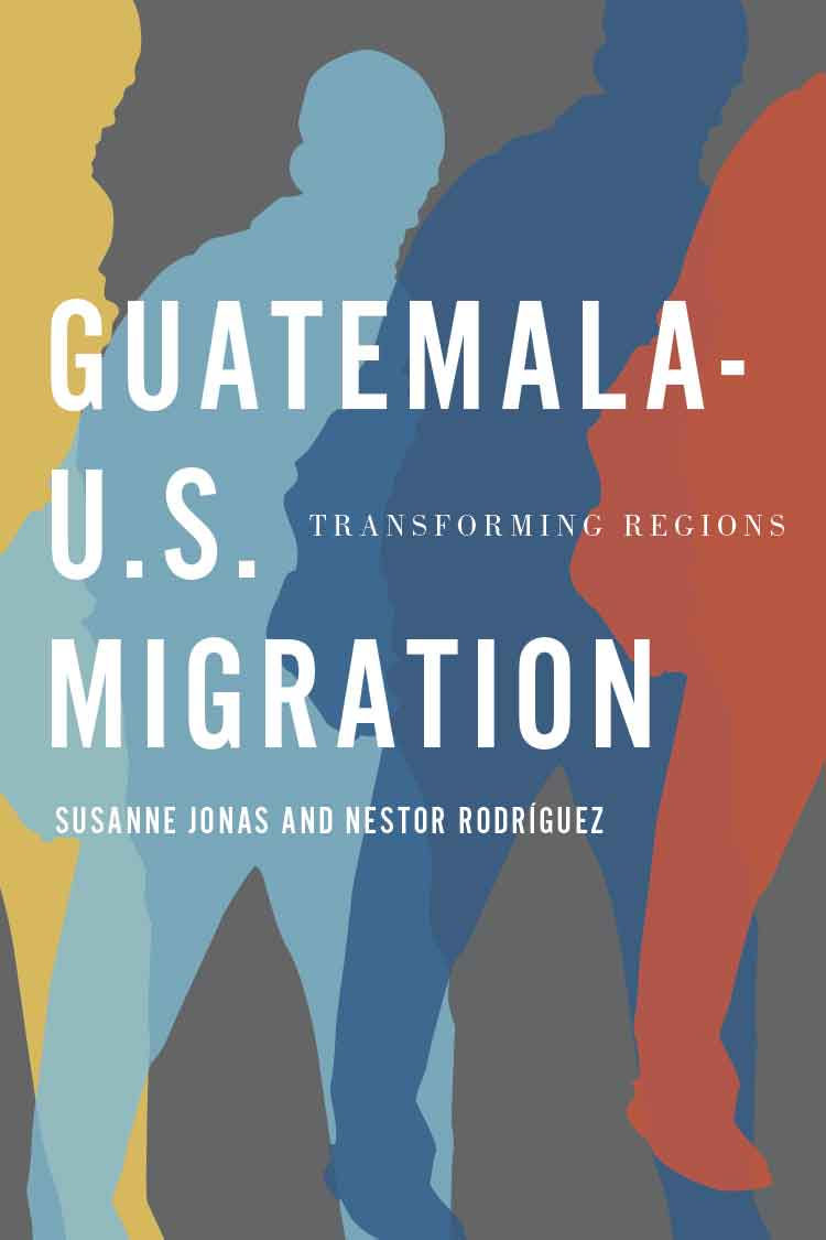 Cover of Guatemala-U.S. Migration