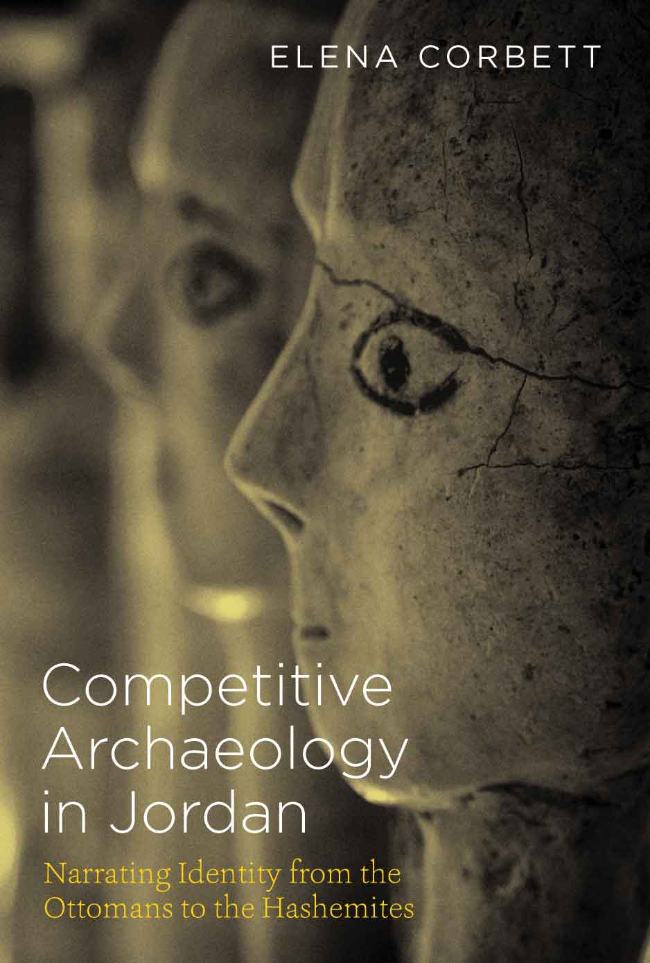 Cover of Competitive Archaeology in Jordan