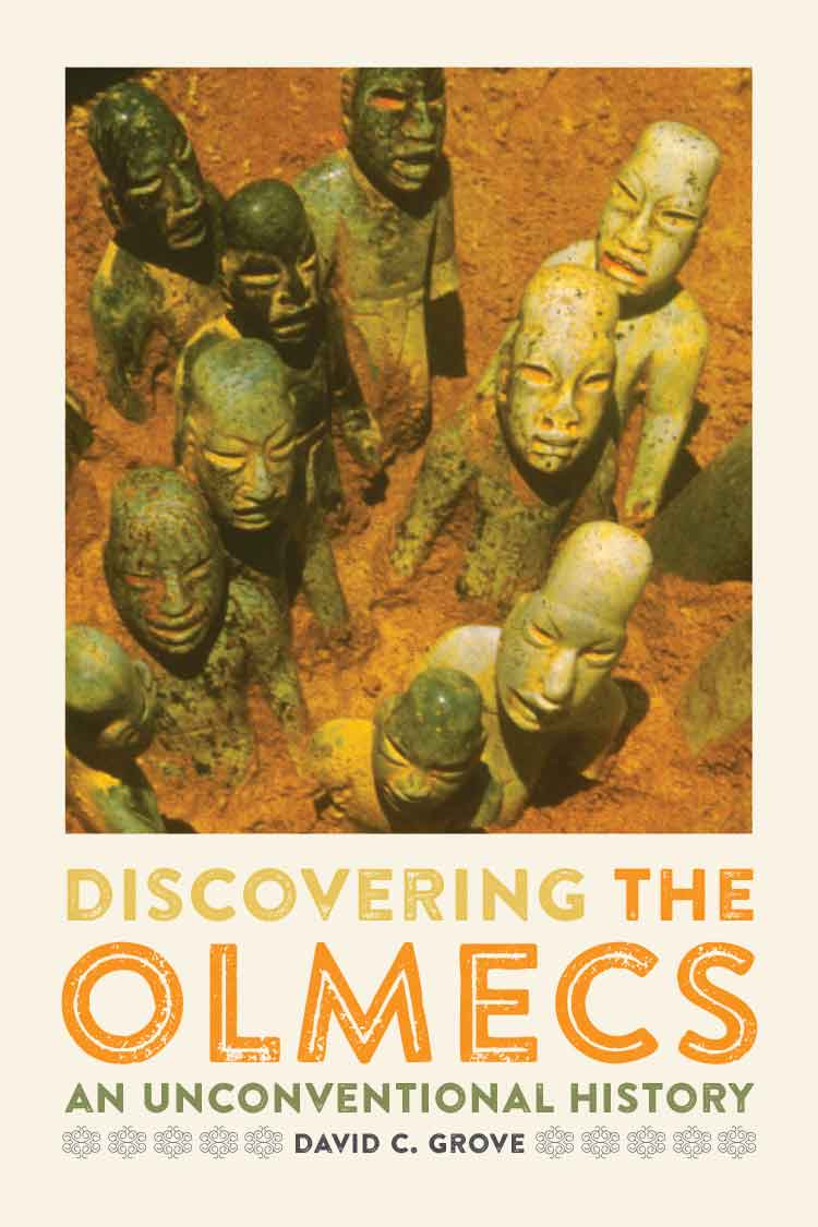 Cover of Discovering the Olmecs