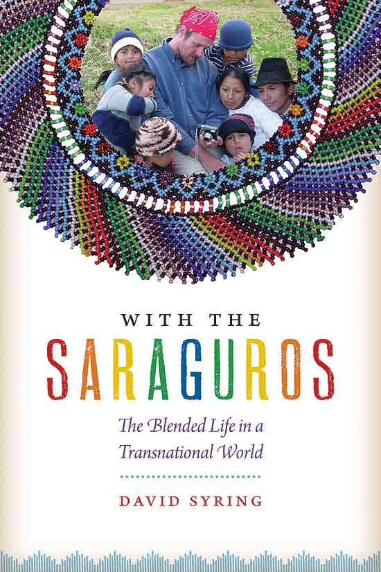 Cover of With the Saraguros