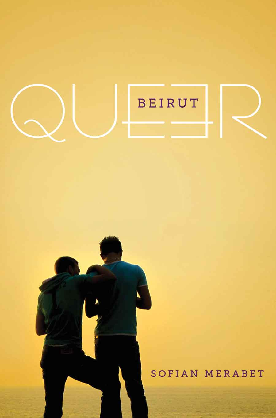 Cover of Queer Beirut