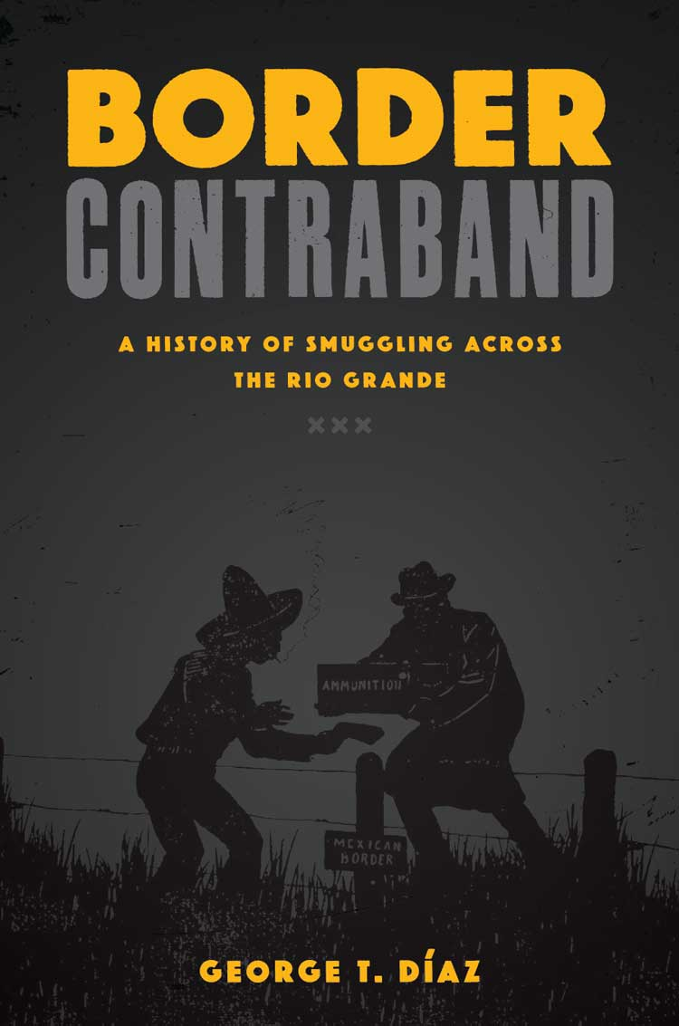 Cover of Border Contraband
