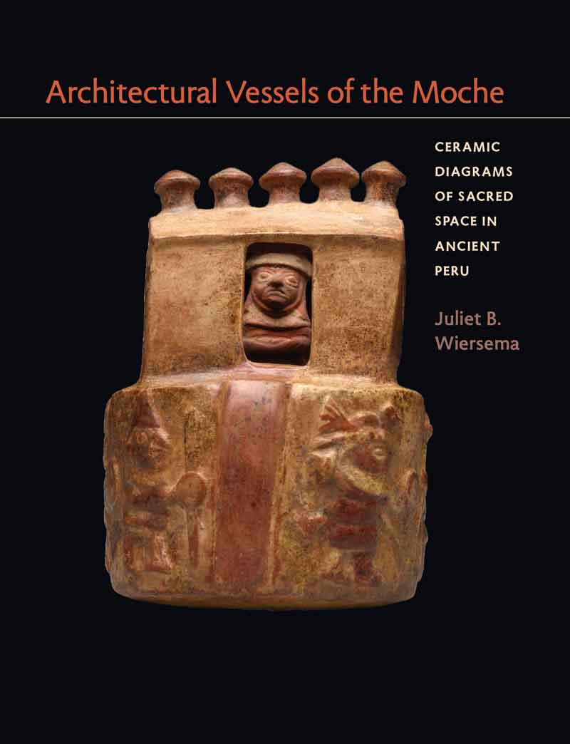 Cover of Architectural Vessels of the Moche