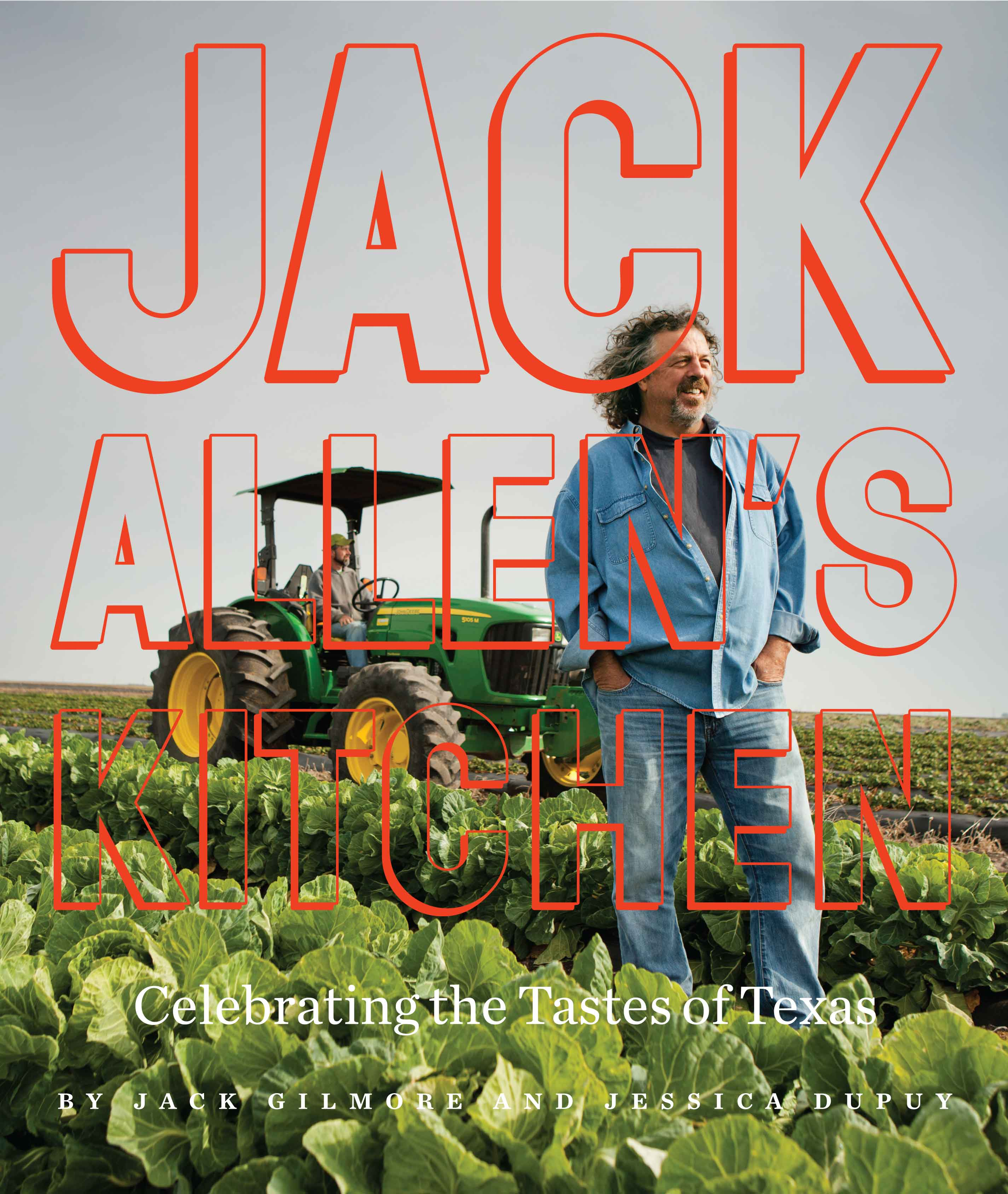 Cover of Jack Allen's Kitchen
