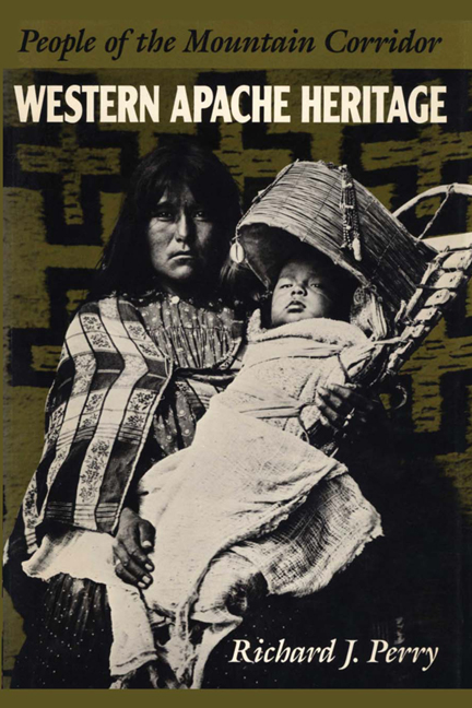 Cover of Western Apache Heritage