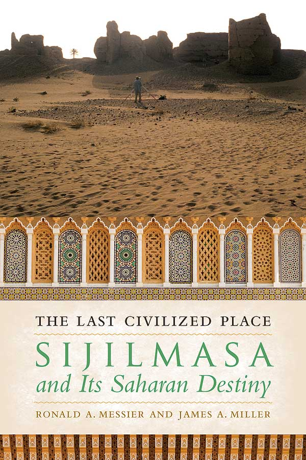 Cover of The Last Civilized Place