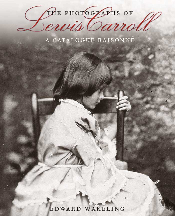 Cover of The Photographs of Lewis Carroll