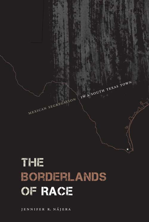 Cover of The Borderlands of Race