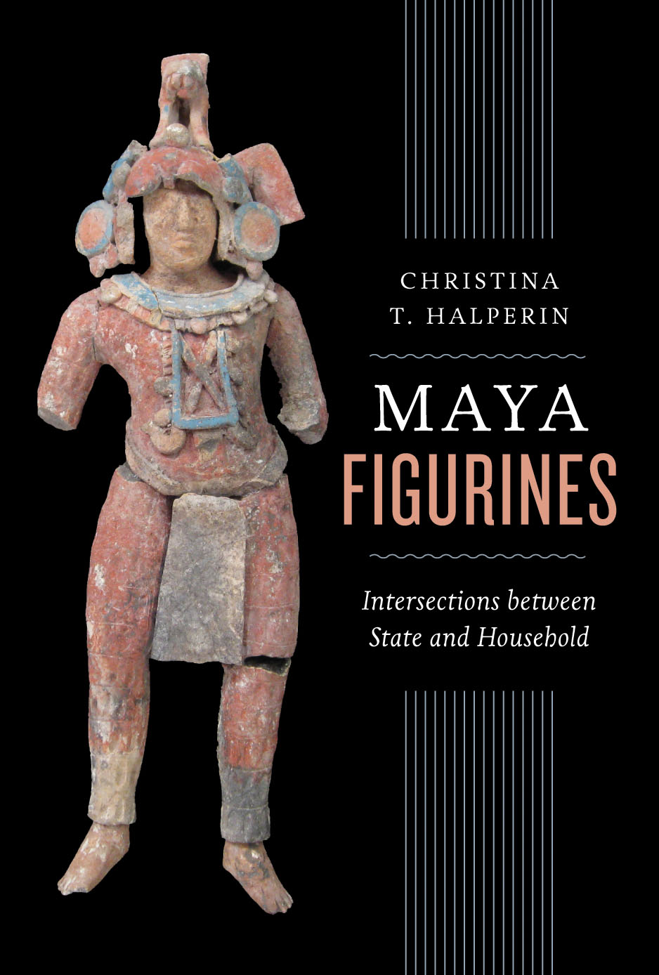 Cover of Maya Figurines