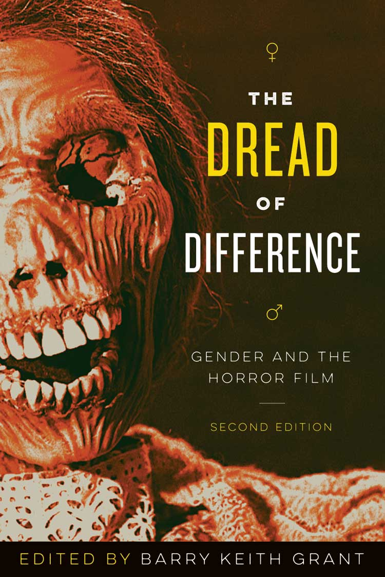 Cover of The Dread of Difference, 2nd ed.