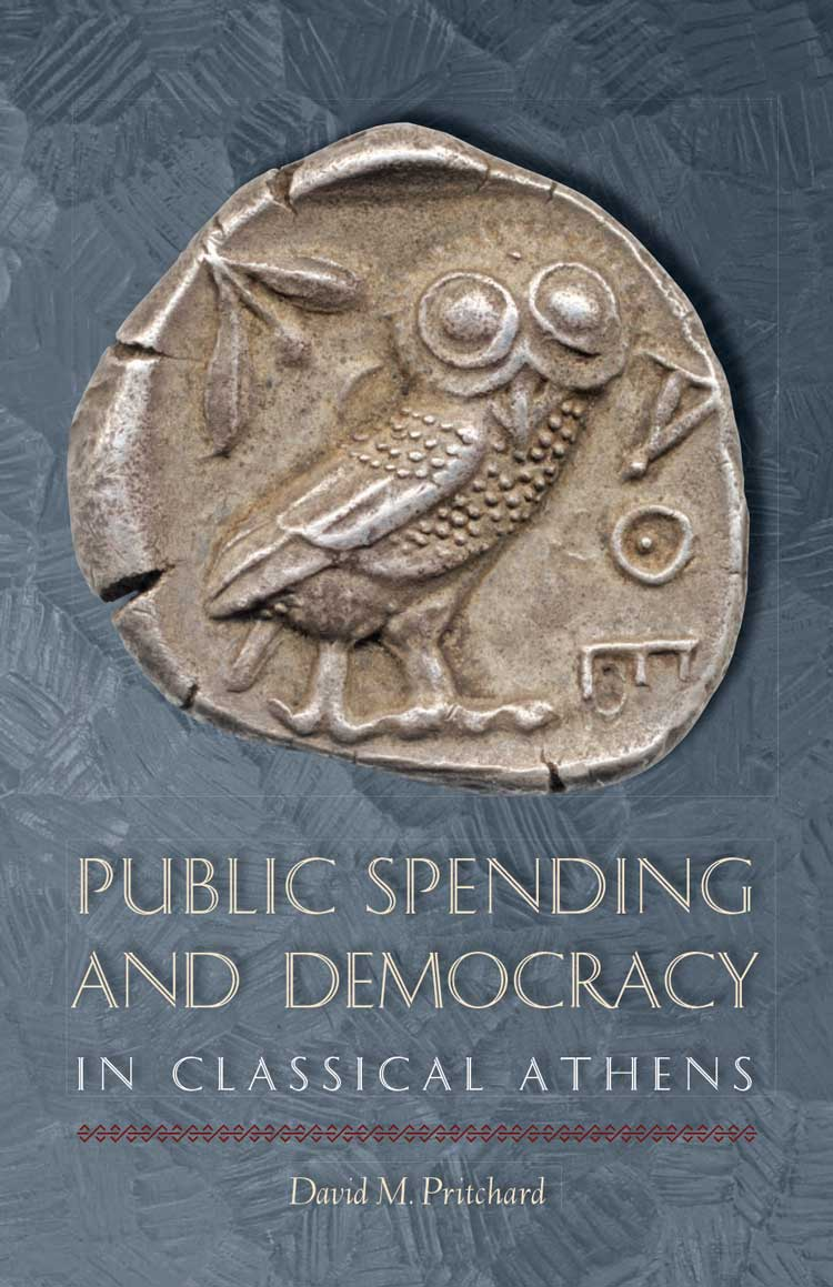 Cover of Public Spending and Democracy in Classical Athens
