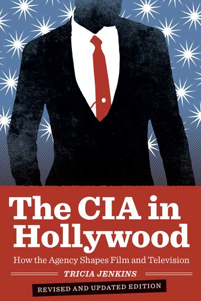 Cover of The CIA in Hollywood