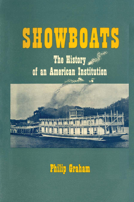 Cover of Showboats