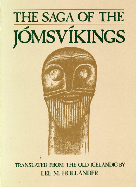 Cover of Saga of the Jómsvíkings