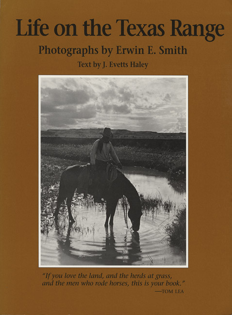Cover of Life on the Texas Range