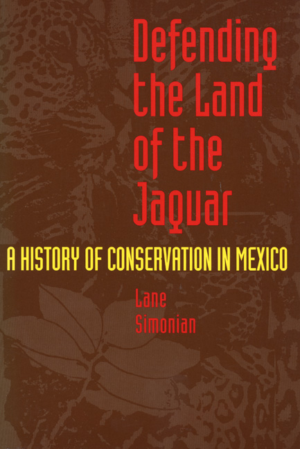 Cover of Defending the Land of the Jaguar