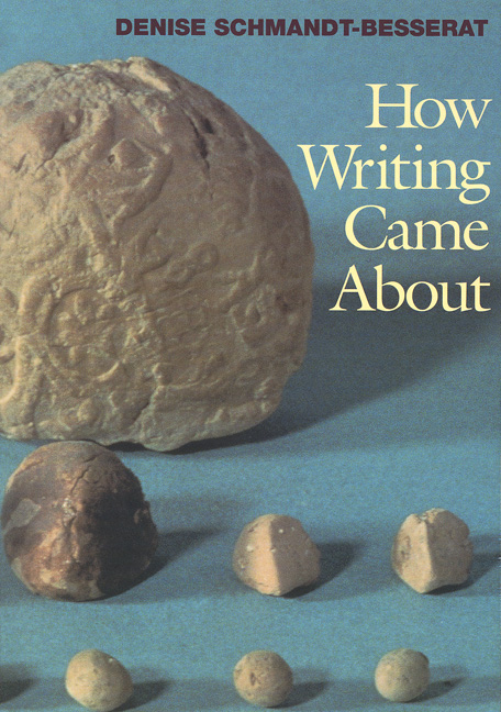 Cover of How Writing Came About