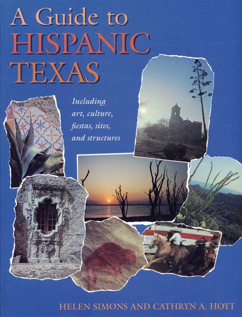 Cover of A Guide to Hispanic Texas