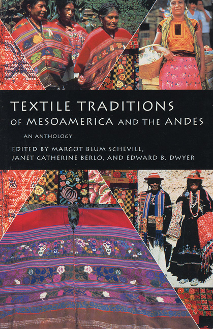 Cover of Textile Traditions of Mesoamerica and the Andes
