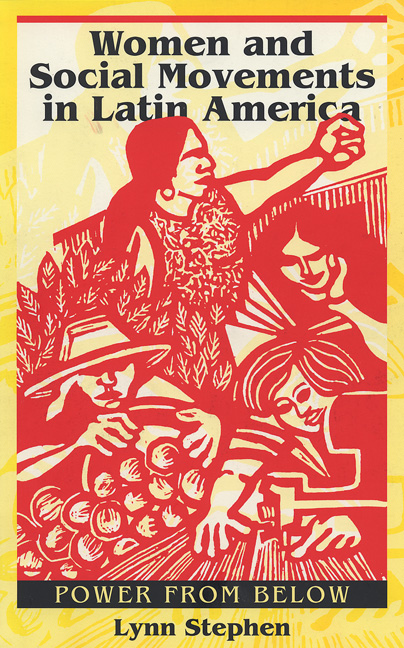 Cover of Women and Social Movements in Latin America
