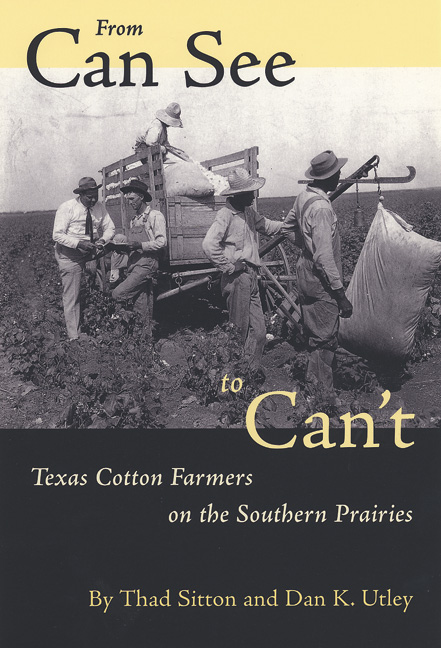 Cover of From Can See to Can't