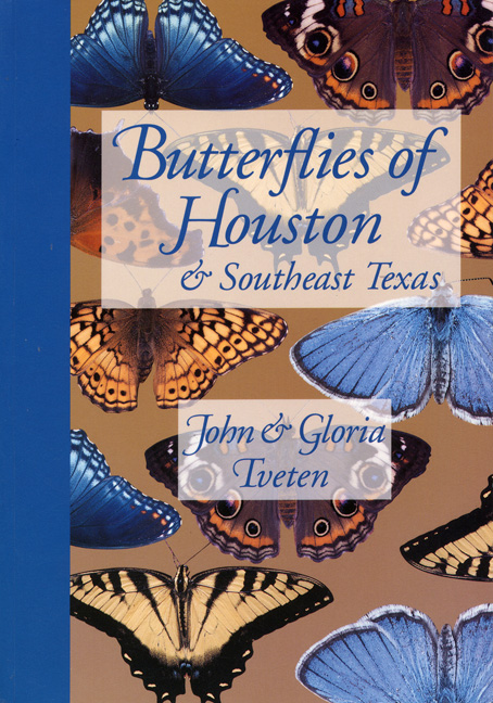 Cover of Butterflies of Houston and Southeast Texas