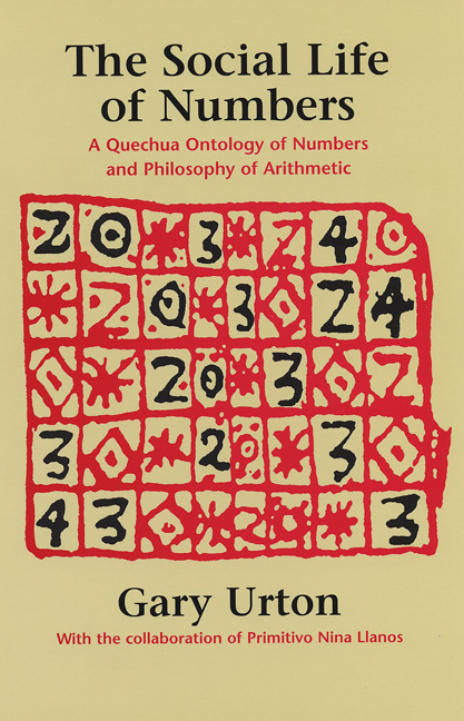 Cover of The Social Life of Numbers