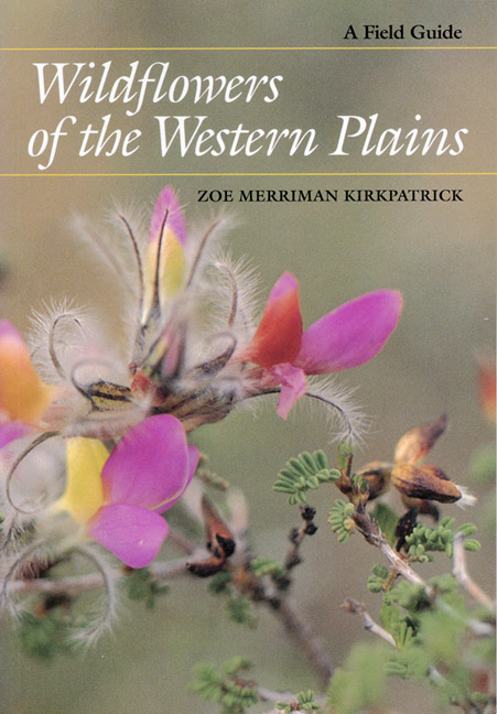 Cover of Wildflowers of the Western Plains