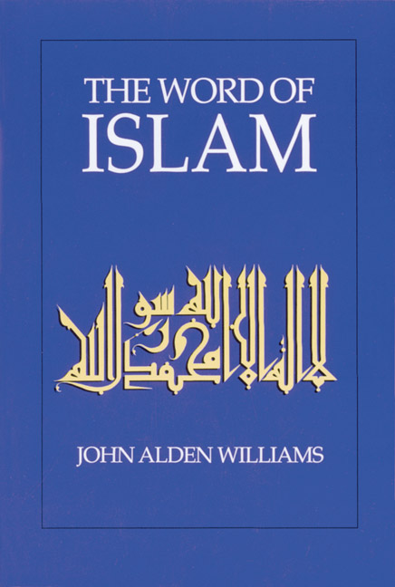 Cover of The Word of Islam