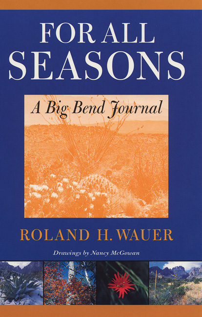 Cover of For All Seasons